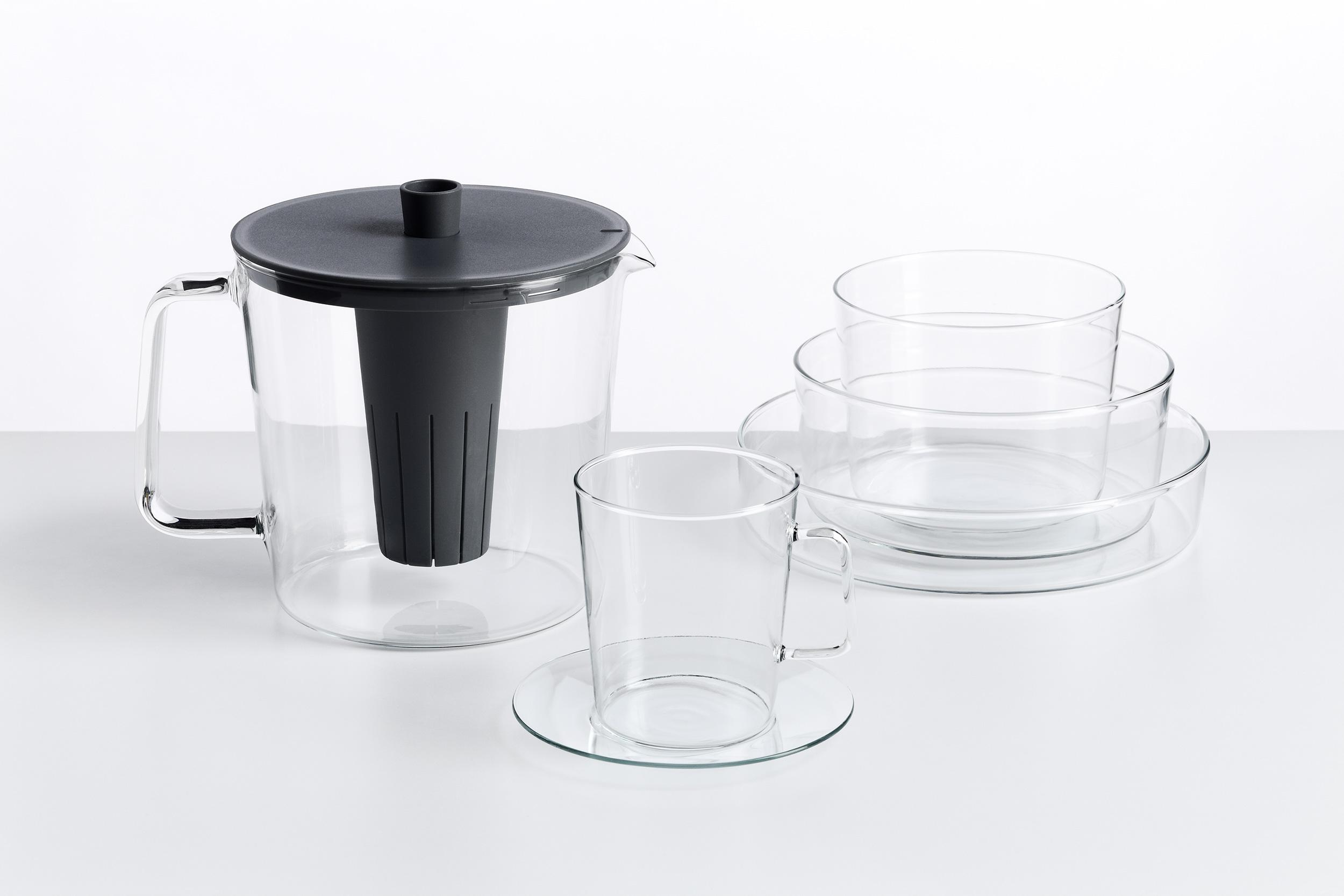 KON - glass collection
