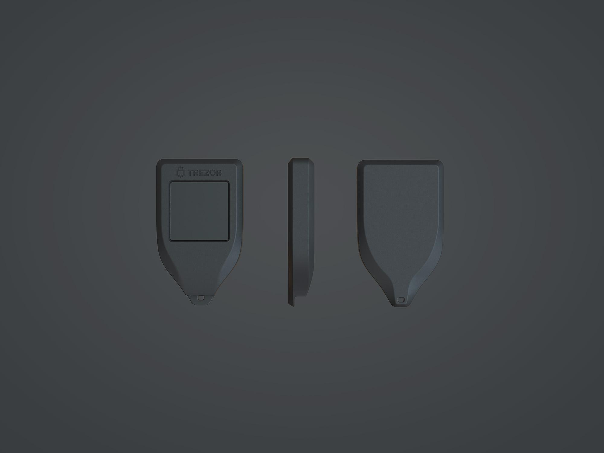 Silikonový obal na TREZOR T2