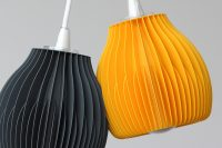 RIBONE LAMP SHADES