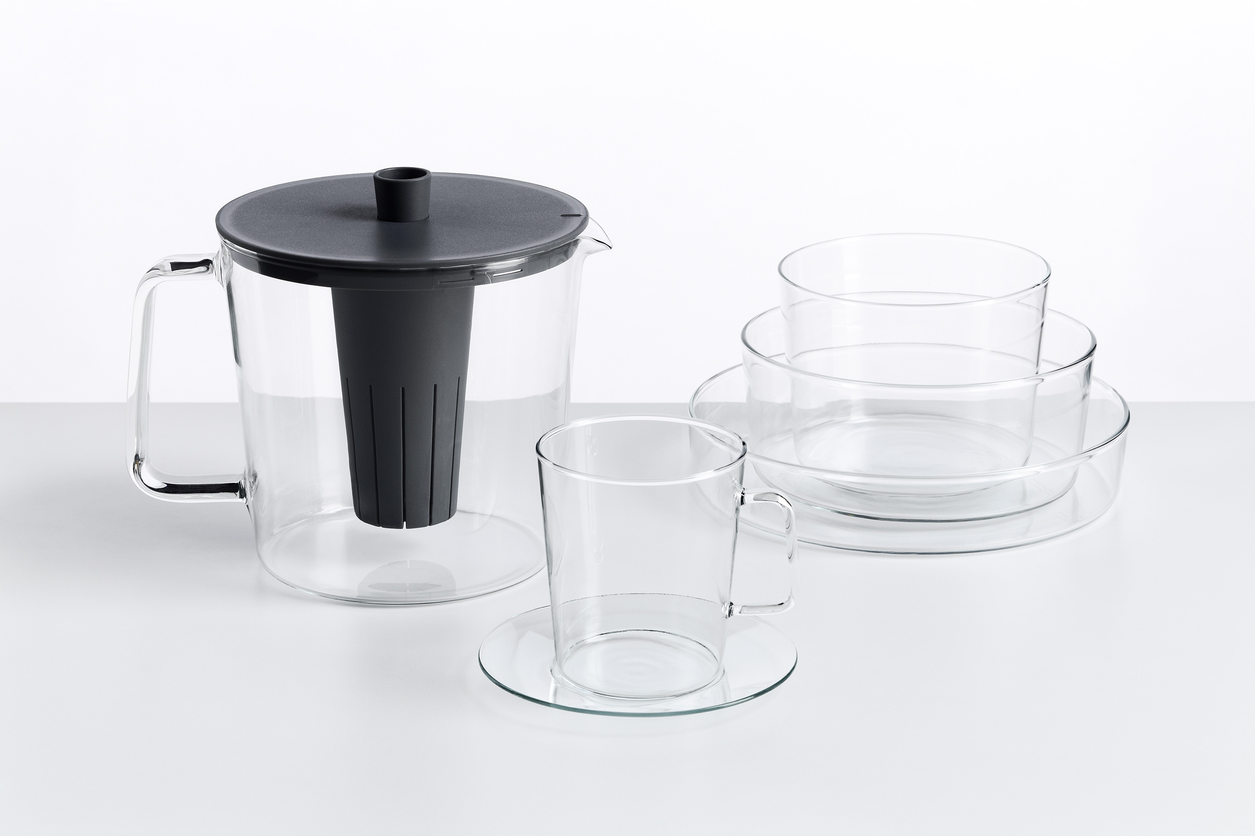 KON - glass collection