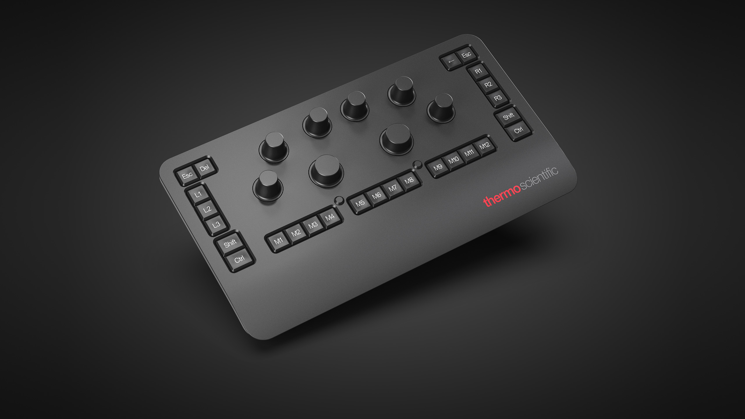 thermo scientific keyboard