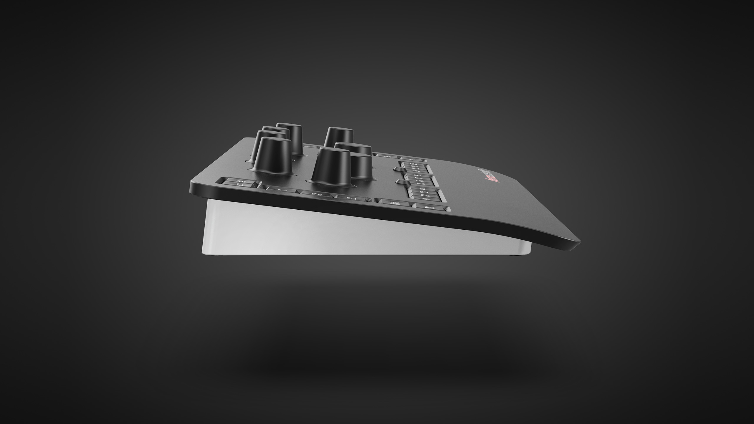 thermo scientific keyboard side
